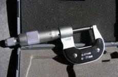 Поплавковый микрометр