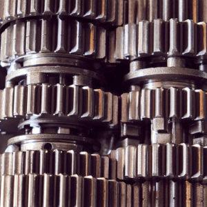 Методы изготовления шевронных шестерён