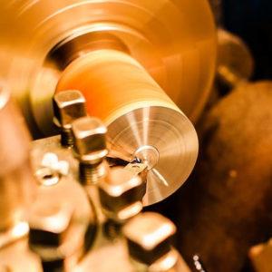 Обработка фасонных поверхностей на револьверных станках